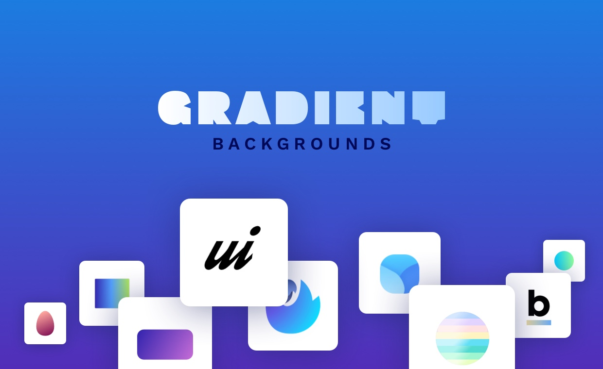 The Best Gradient Sites All in One Place